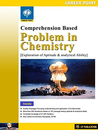 Comprehension Based Problem in Chemistry for IIT-JEE By Career Point Kota